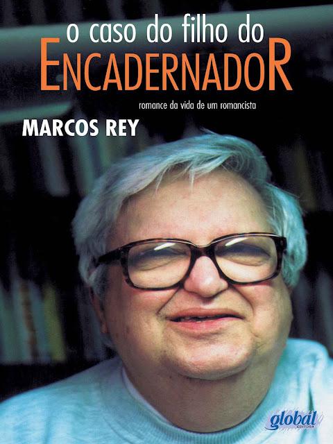 O caso do filho do encadernador Romance da vida de um romancista - Marcos Rey