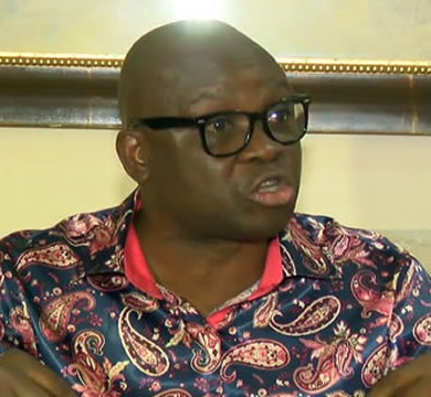 BREAKING: Court Orders ZENITH Bank To UNFREEZE Fayose's Account