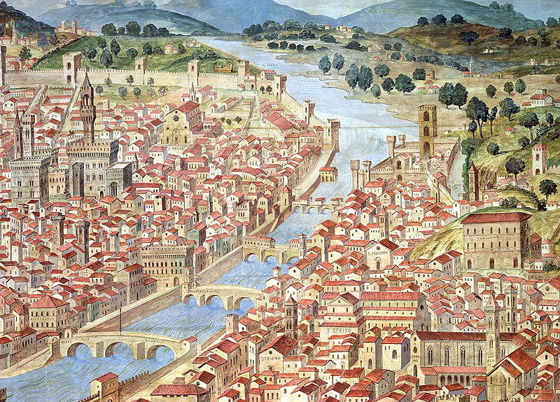 Renaissance city of Florence