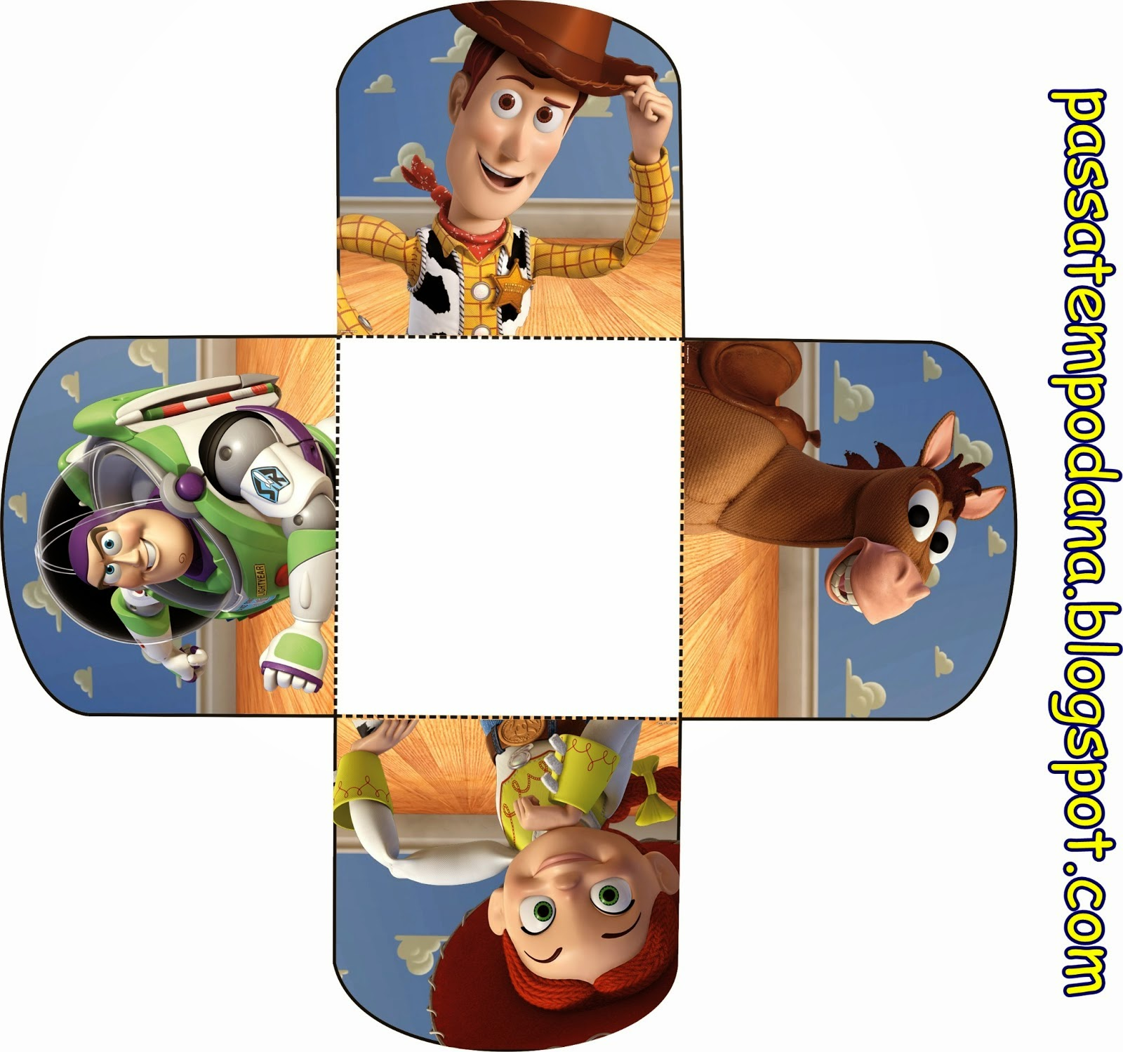 Toy Story Free Party Printables