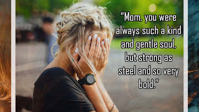 Mother death anniversary quotes images