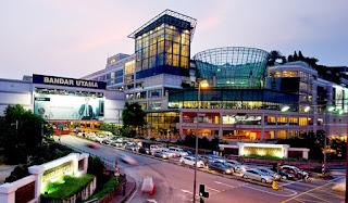 1 Utama Largest Shopping Mall In Malaysia