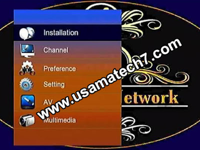 Multimedia 1506T New Software PowerVU Key OK