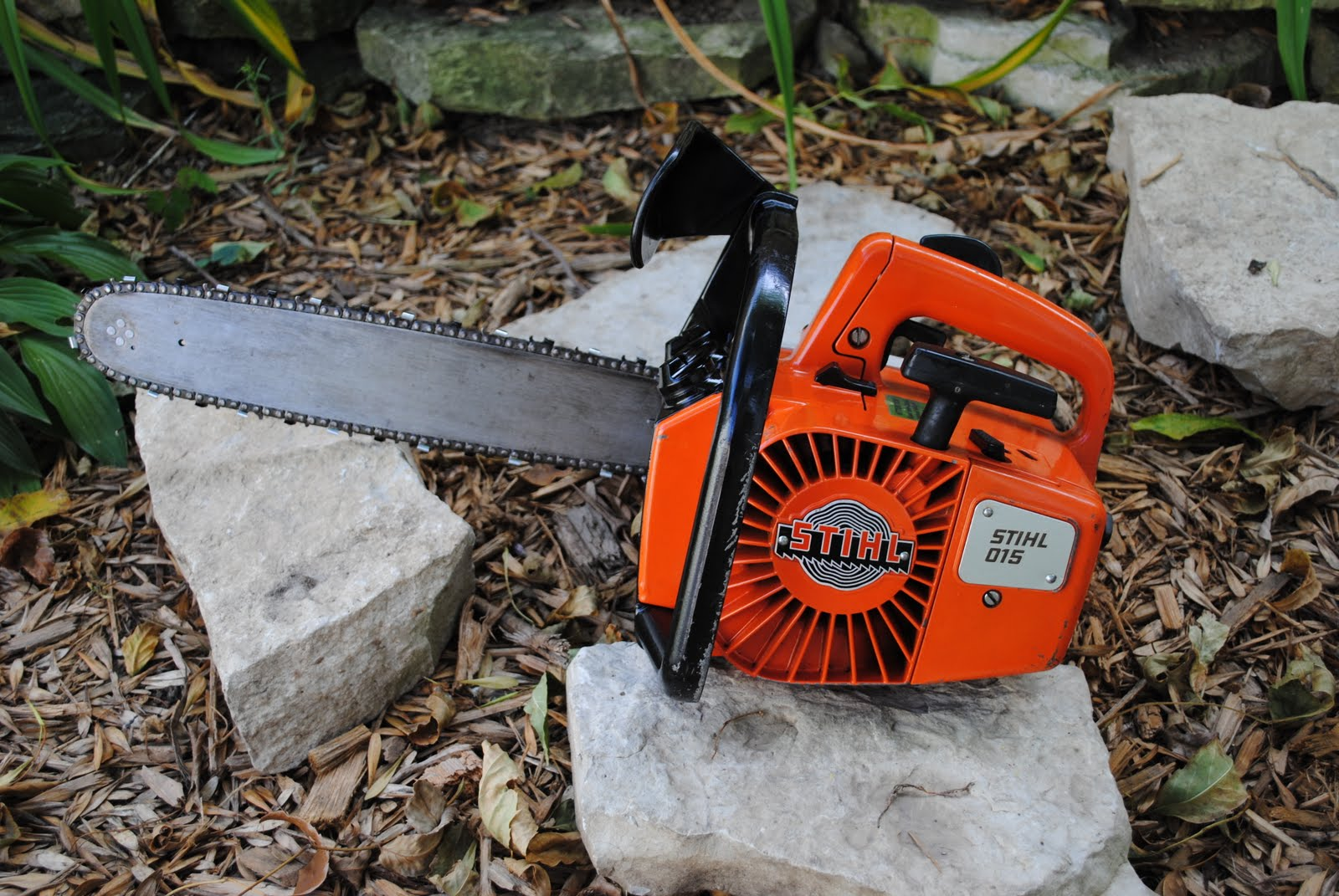 Stihl 015 chainsaw For Sale manuals