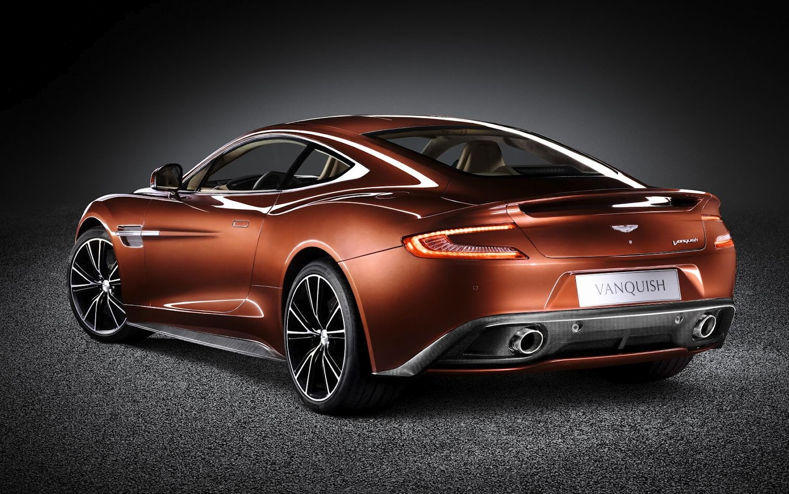 Cars Aston Martin: All Cars Logo HD: 2012 ASTON MARTIN VANQUISH REVEALED