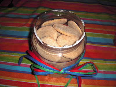 Margaret's Morsels | Mexican Sugar Cookies