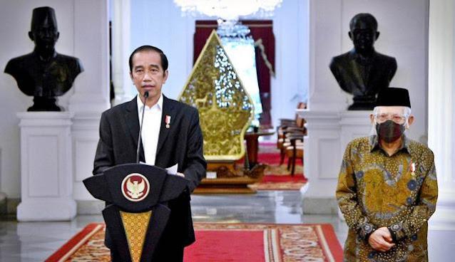 Ngeri! Langsung dari Istana, Jokowi Minta Mendagri Awasi Daerah Yang Dipimpin Mas Ganjar & Bang Anies