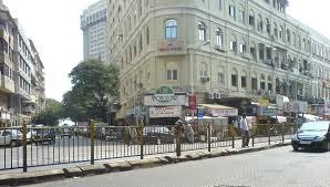 Colaba causeway,mumbai