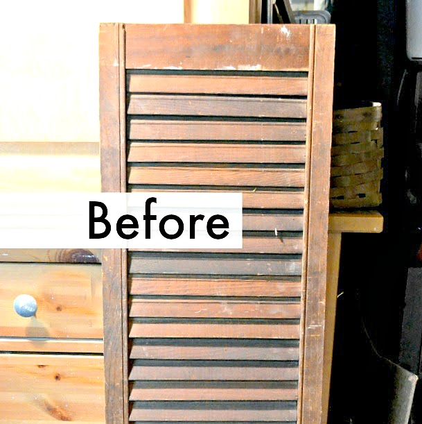 Five great uses for old shutters in your farmhouse kitchen