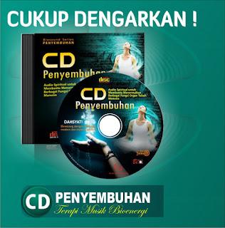 Penyembuhan Penyakit dengan CD Terapi Musik Penyembuhan Biosound