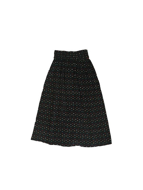 Ace & Jig Ra Ra Midi Skirt in Carnival