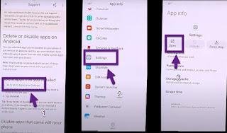 Cara Remove FRP Xiaomi Redmi Note 10s Bypass Akun google Android 11