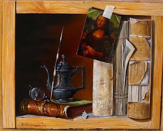 magico-realismo-pinturas-con-bodegones realismo-magico-cuadros-bodegones