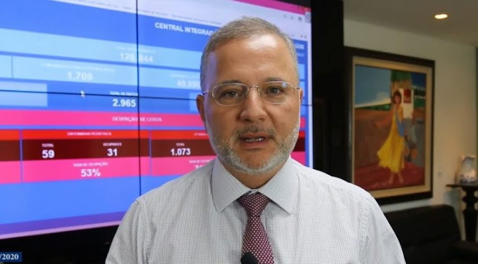 Primeiro lote da vacina Coronavac chega à Bahia na noite desta segunda-feira; secretário Fábio Villas-Boas explica sobre distribuição