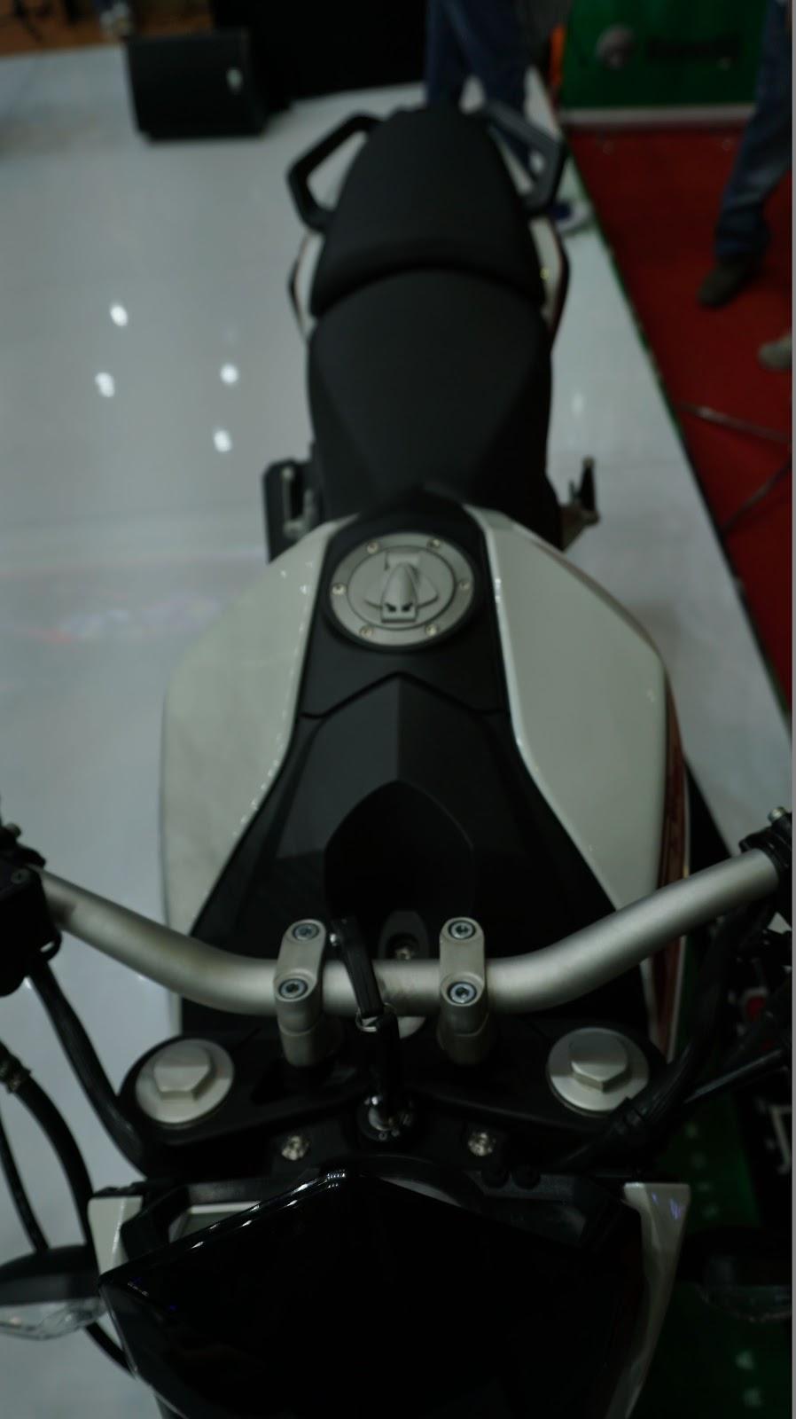 Benelli TNT-175