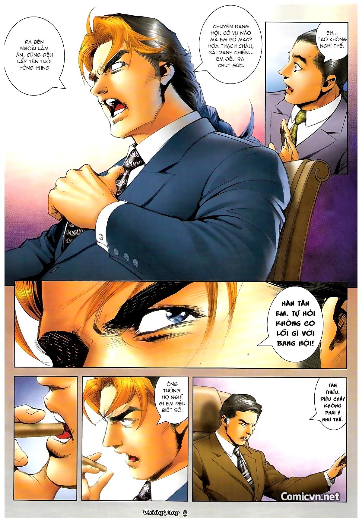 Người Trong Giang Hồ - Chapter 1241: Tân Long Đầu - Pic 6