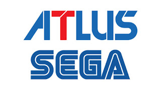 Atlus & Sega logos