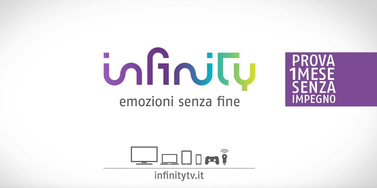 Canzone Pubblicità Infinity Mediaset Premium