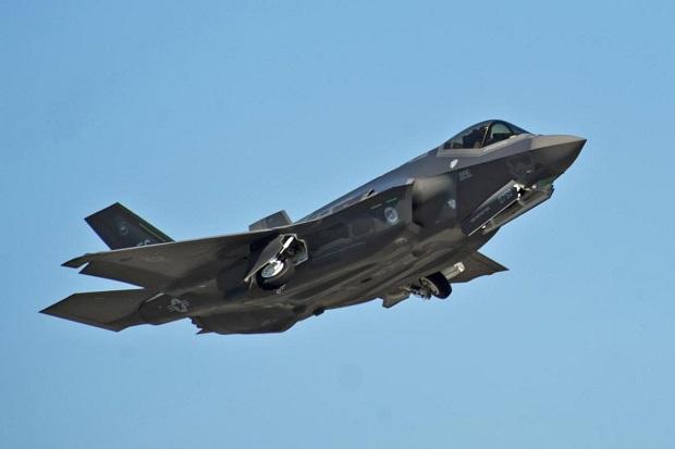Jepang Rencanakan Beli Pesawat Tempur Siluman F-35