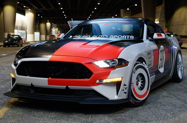 Ford Mustang GT Galpin Auto Sports (2019) SEMA Show