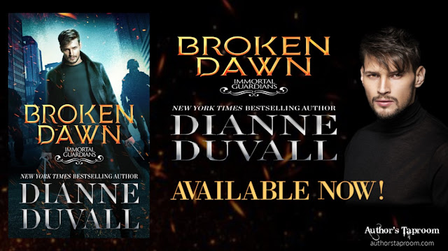 Spotlight/Release Day:  Broken Dawn by Dianne Duvall