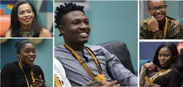 Top Nigerian Celebrities Root for Efe #BBNaija.