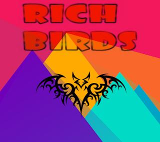 rich birds экономическая игра