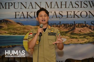 Plt Bupati Nur Arifin: Jika Kalian Pandai, Pulang dan Bangunlah Desa
