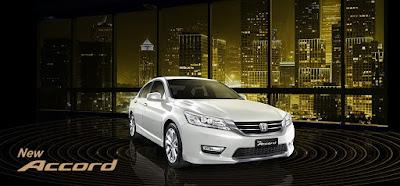 Harga Honda New Accord dan Spesifikasi