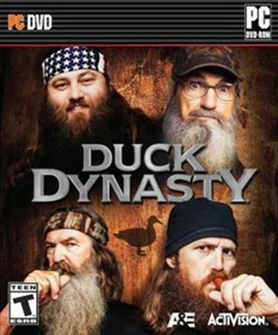 Duck Dynasty Game Download PC