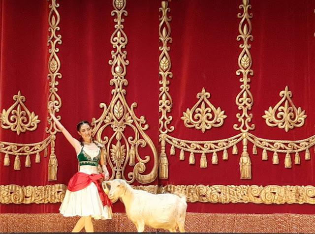 Самарский театр оперы и балета, Марина Накадзима - Эсмеральда