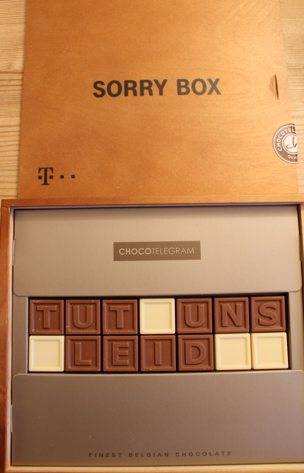 Letter From Berlin Sorry Boxening