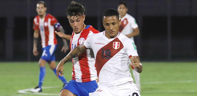 Paraguay vs Peru – Highlights