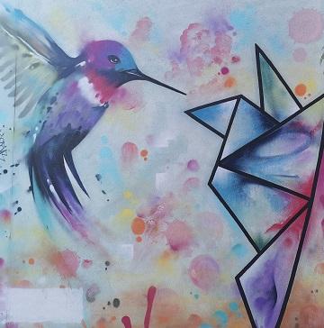 Braddon Street Art | Dai Cameron