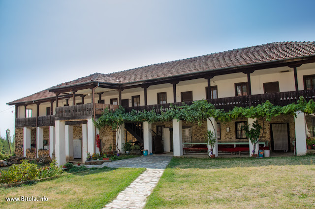 St. George monastery - Velushina village, Bitola municipality, Macedonia