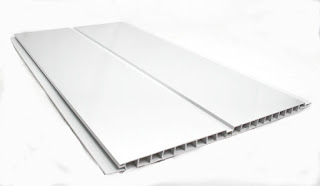 Techos PVC Blanco Mate