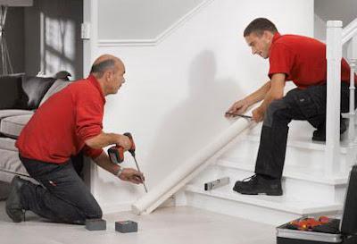 maintenance du fauteuil monte escalier
