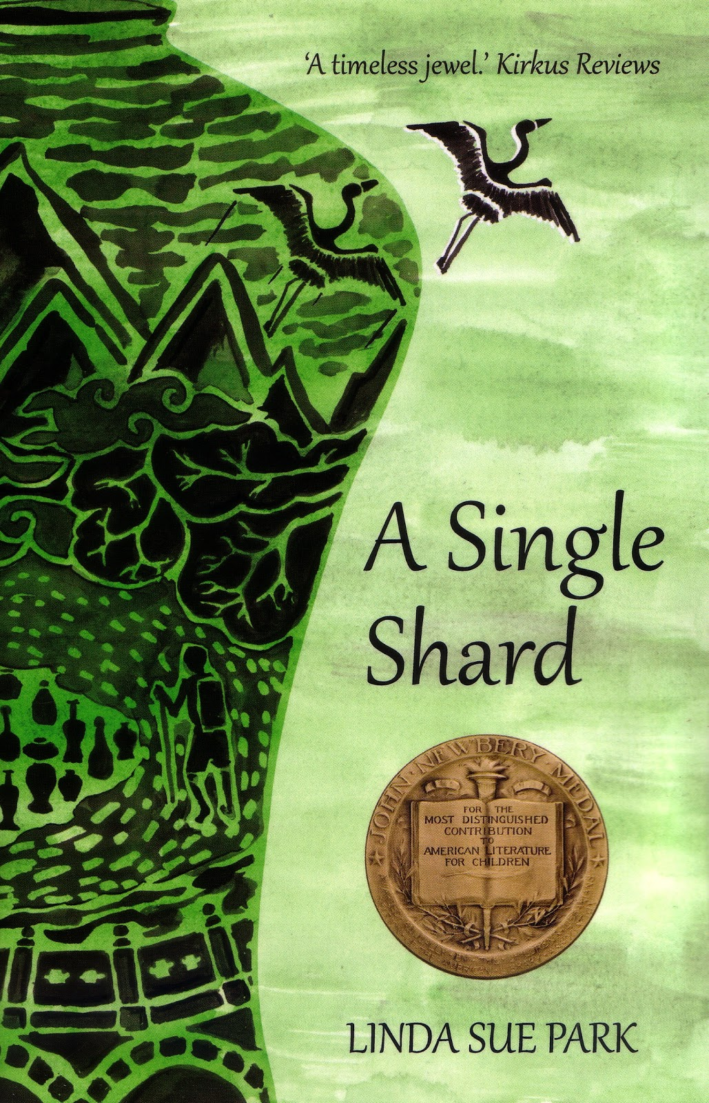 Momo Celebrating Time To Read A Single Shard By Linda Sue