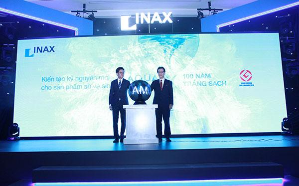 20 năm đổi mới của thiết bị vệ sinh INAX cho một cuộc sống tốt ở Việt Nam 1