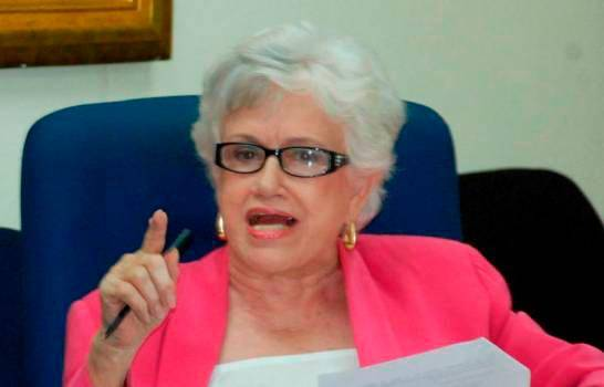 Ortiz Bosch truena contra Leonel y Danilo por escogencia nueva Cámara de Cuentas y les pide reinventarse