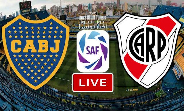 Match Boca Juniors vs River Plate Live Streaming in argentine league