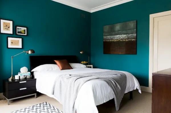 الوان غرف نوم 2020 تعلمي اختيار الاجمل منها لغرفتك ديكوراب