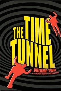 DVD cover art - The Time Tunnel (TV series, 1966 -1967)