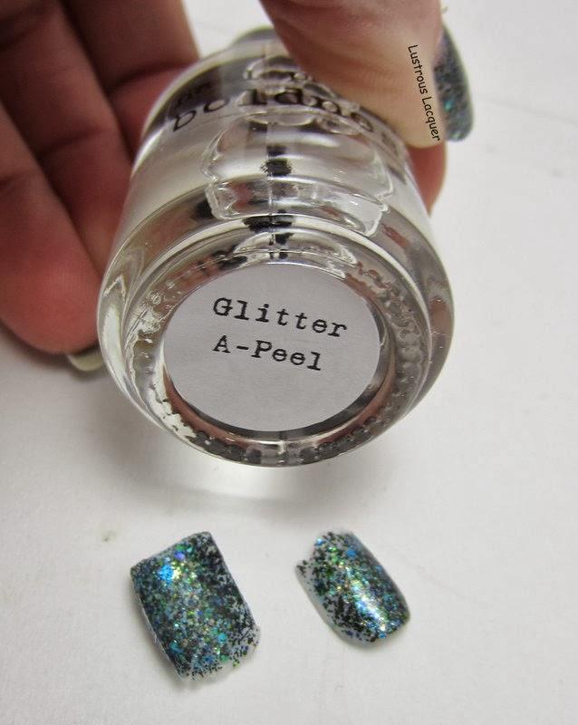 Glitter-A-Peel-results