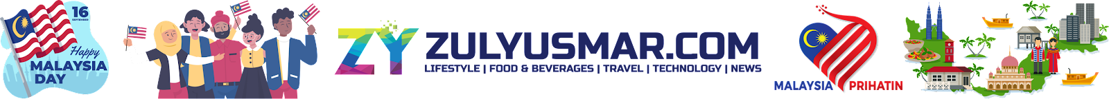 ZulYusmar.com | Malaysian Lifestyle, Food and Beverages, Travel, Technology and News