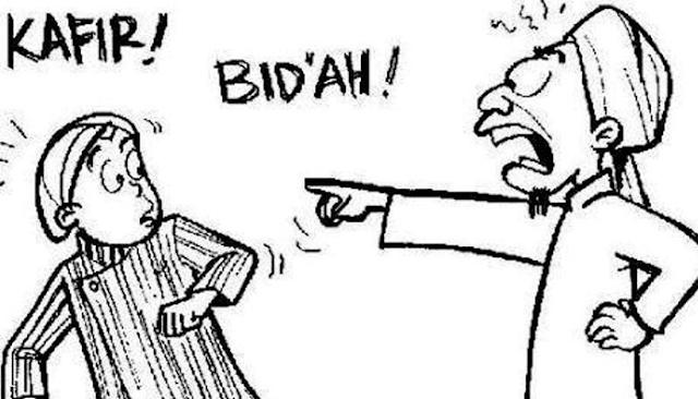 Tidak Boleh Sembarangan Mengkafirkan Seseorang Dalam Islam