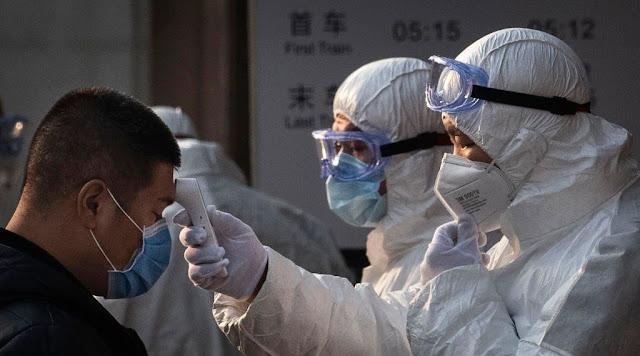 المركز الصيني لمكافحة الأمراض الرجال يتأثرون بفيروس كورونا أكثر من النساء