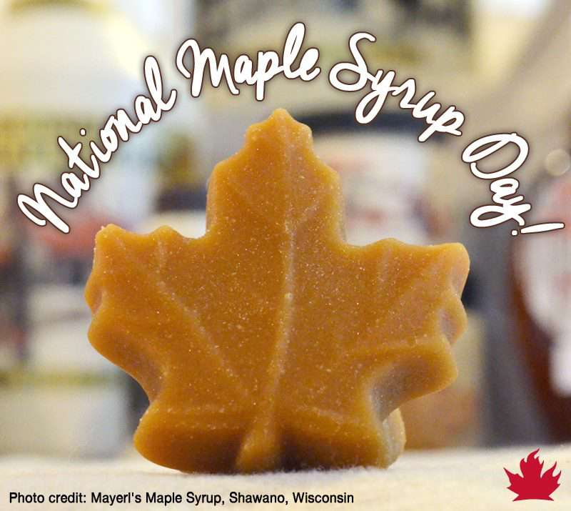 National Maple Syrup Day Wishes