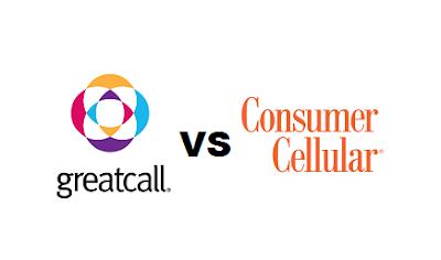 Jitterbug vs Consumer Cellular