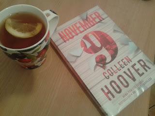 """November 9"" Colleen Hoover"